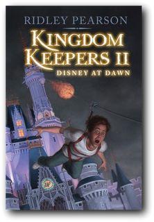 Kingdom Keepers book 2 -- Disney at Dawn