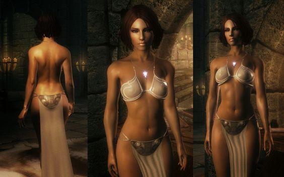 SCROLLS OF SKYRIM: V: MODS [SKYRIM SEXY BODY] DIMONIZED UNP FEMALE BODY [PAGE 1]