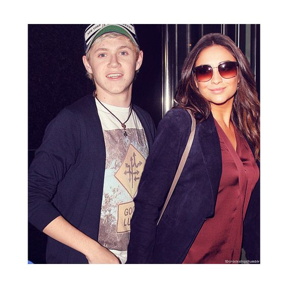 10 Girls Who Would Be Perfect for Niall Horan ❤ liked on Polyvore
