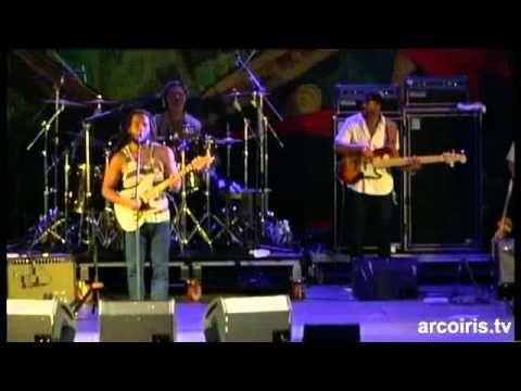 Ziggy Marley and Rita Marley @ Rototom Sunsplash 2011....................