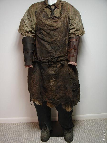 Texas Chainsaw costume 2003