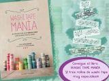Lote WASHI TAPE MANIA + 3 washi tape