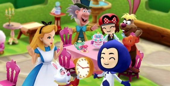 Nintendo Disney Magical World