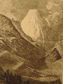 Source de L'Adour: Pic du Midi de Bigorre — Wikipédia
