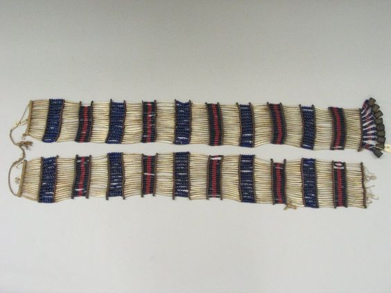 Brooklyn Museum: Arts of the Americas: Woman's Breast Necklace