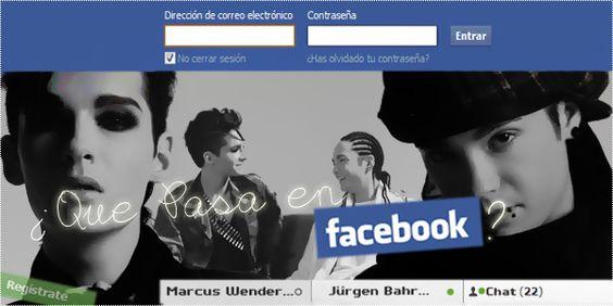 ¿Qué pasa en Facebook?