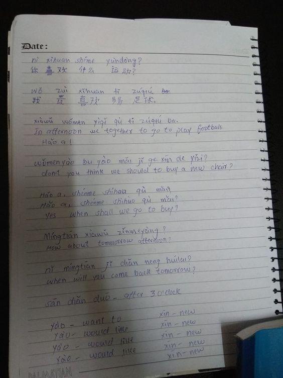 nǐ xǐ huān shén me yùn dòng ?