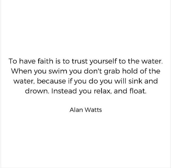 """""""If you cannot trust yourself, you cannot even trust your mistrust of yourself - so that without this underlying trust in the whole system…"""