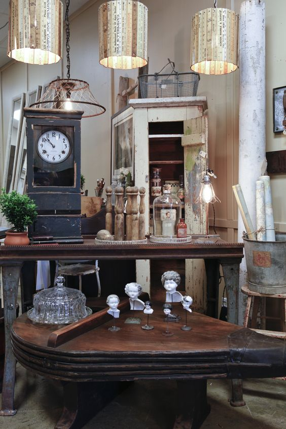 Antique Bellows from the 1800's turned coffee table:
