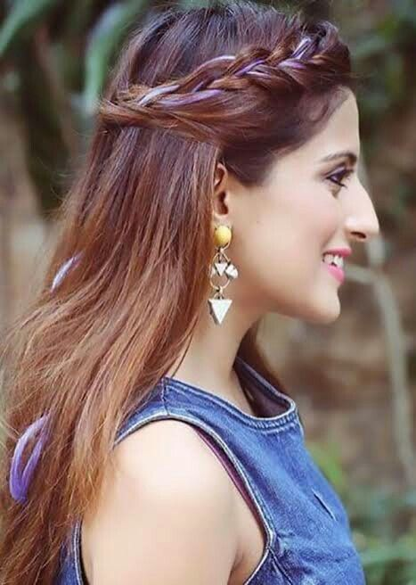 Step By Step Party Hairstyles Easy Hairstyles Girls Hairstyle Hairstyles Hairstyles Hair Indian Hairstyles Easy Hairstyles Girl Hairstyles