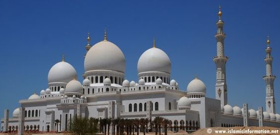 White Pearl Of The Gulf - Sheikh Zayed Grand Mosque