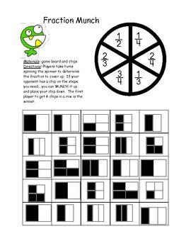 fractions game and fraction games on pinterest. Black Bedroom Furniture Sets. Home Design Ideas