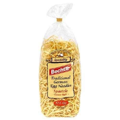 Bechtle Soup Noodles -Thin (12x17.6Oz)
