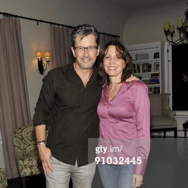 Susan Fallender Shaughnessy and Charles Shaughnessy ©getty ...