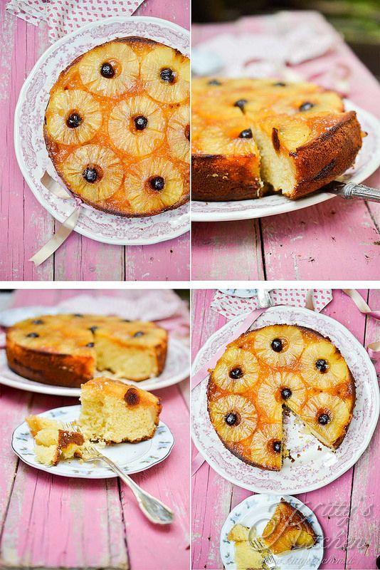 torta capovolta all'ananas2