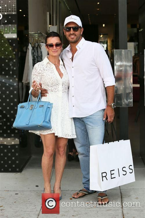 kyle richards kyle richards and family on 4284326