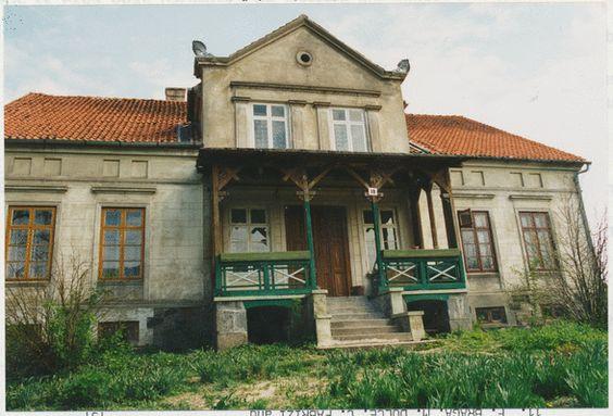 Eckersdorf, Gutshaus