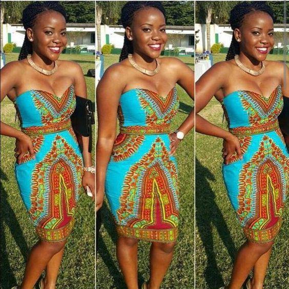 blacksrockinit Ankara African Fashion: