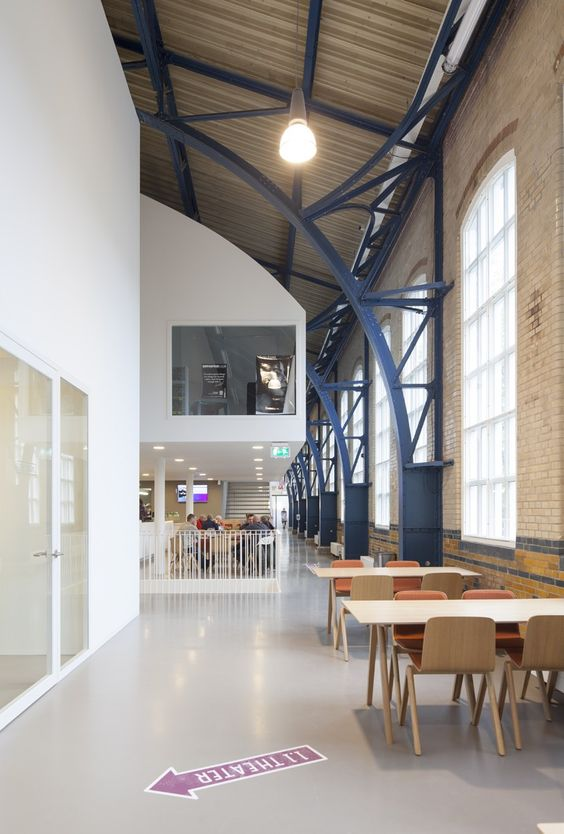 Garenspinnerij herbestemd tot cultuurcentrum - PhotoID