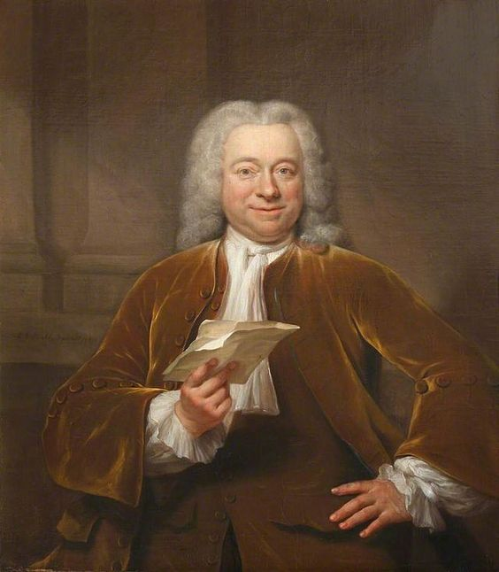 d'Orville, Jacques-Philippe (1696-1751), painting by Jan Maurits Quinkhard (Oxford University)