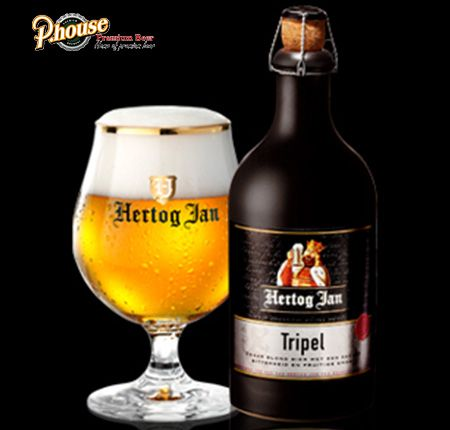 bia Hertog Jan Triple