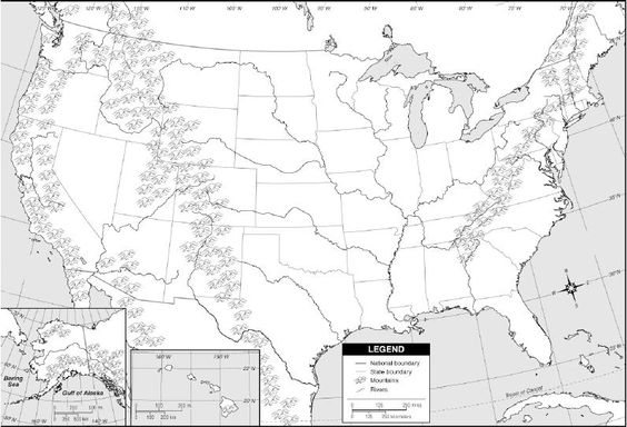 Test Your Geography Knowledge USA State Capitals Quiz Lizard