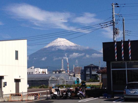 Mt.Fuji 2014-10-16
