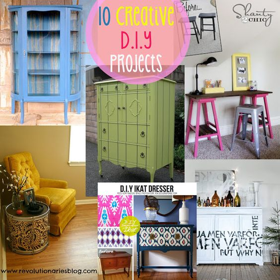 Diy Home Decor Ideas On A Budget 10 D I Y Projects That Inspired Me This Week Diy