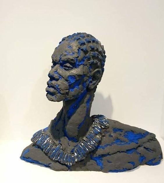 Sculpture: Janine Derouet | In arte veritas