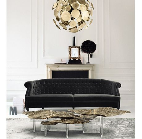 The Monet center table is a unique and sophisticated furniture piece, designed in Boca do Lobo's quintessential style. http://www.bocadolobo.com/en/products/