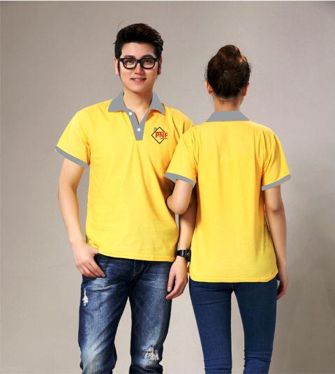 Mẫu áo thun đồng phục công ty nội thất PNF - Hình 1