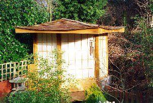 Japanese tea house building tips