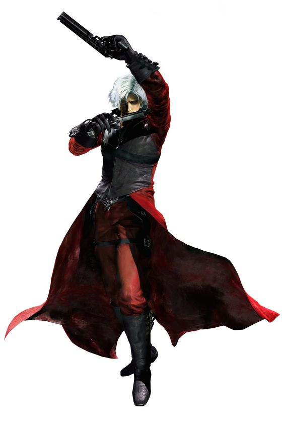 Devil May Cry V: Official Trailer and information 88c00fd3aa22cfb489acadc1e390a555
