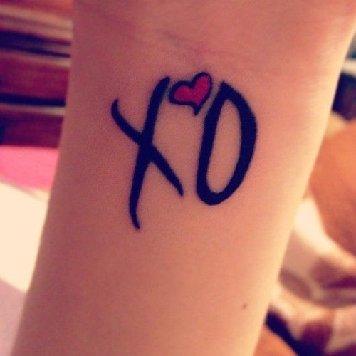If I was to ever get a tattoo, this would be the only one I would get.  On my hip. :)