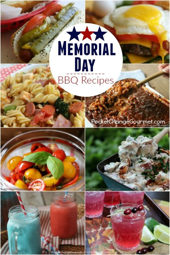 memorial day grill recipe ideas