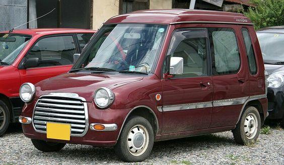 Daihatsu Minica Toppo