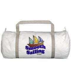 Smooth Sailing Gym Bag    $14.79  The LifeSong Store