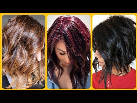 قصات شعر 2020 تسريحات شعر بسيطه صبغات قصات شعر قصير Beautiful Hairstyles Haircuts And Hair Color Youtube Long Hair Styles Beauty Hair Styles