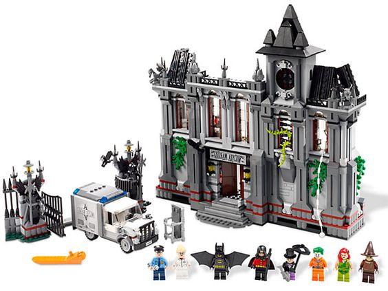 LEGO Batman Arkham Asylum Breakout $159.99