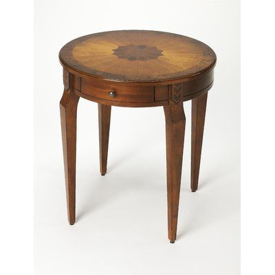 Astoria Grand Copley Round Side Table