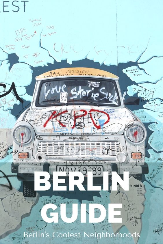 Planning a trip to Germany and wondering where to stay in Berlin? This Where to Stay in Berlin Guide outlines all of Berlin's coolest neighborhoods, and will help you find the best place to stay in Berlin!