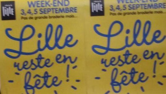 Concerts fête de la BD musées et restos ouverts : Martine Aubry annonce que  Lille reste en fête  http://vdn.lv/cPAG9n