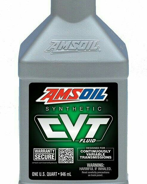 Amsoil Synthetic Cvt Fluid Is Durable In Normal And Severe