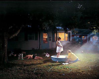A minha vida é só minha !: Gregory Crewdson - o fim do sonho americano