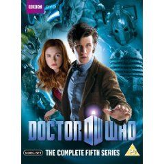 Doctor Who Season 5 Boxset