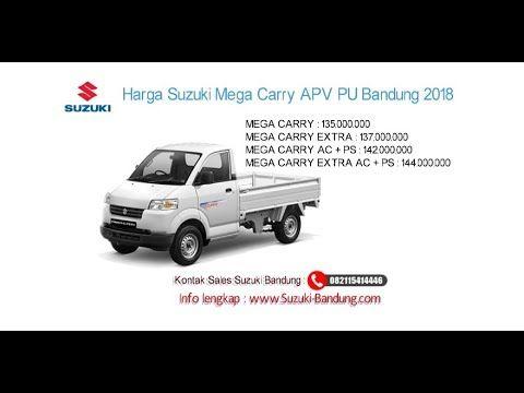 Harga Suzuki Mega Carry Apv Pick Up 2018 Bandung Dan Jawa Barat Info