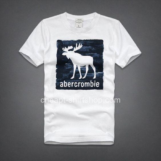 Pinterest the world s catalog of ideas for Abercrombie logo t shirt