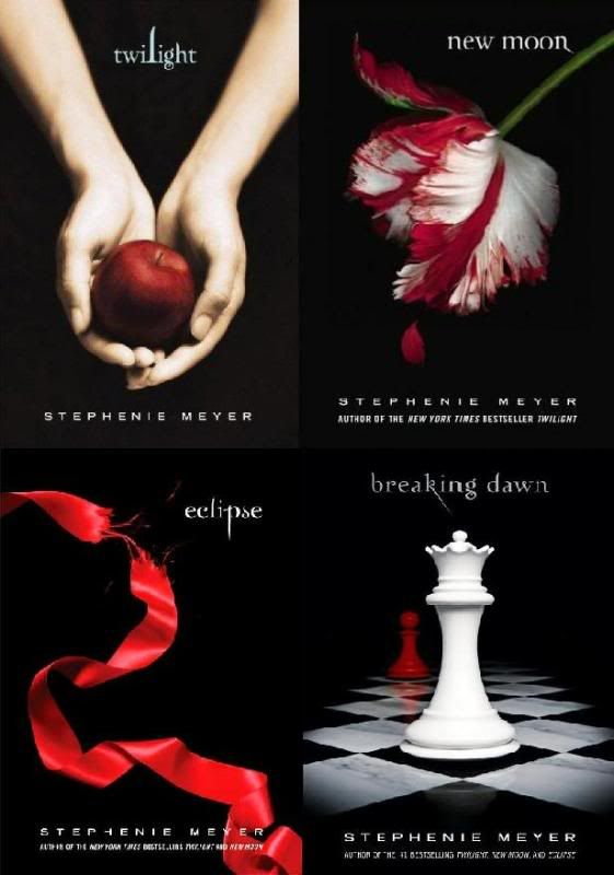<3 Love the books and the movies