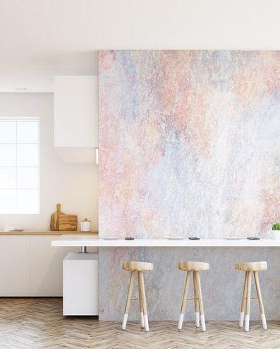 11 Insanely Fun Ways To Wallpaper Your Kitchen Kitchen Wallpaper Modern Kitchen Wallpaper Brick Wallpaper Kitchen