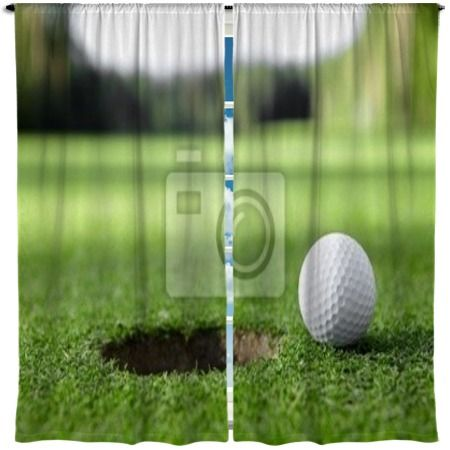 Golf Concepts Window Curtains at http://www.visionbedding.com/concepts-custom-size-window-curtains-p-3088115.html